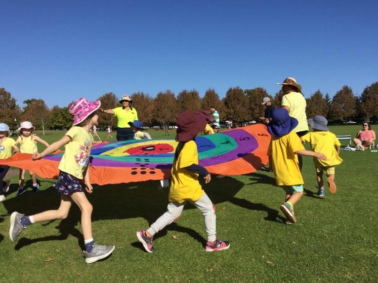 Children's House Sports day 2019