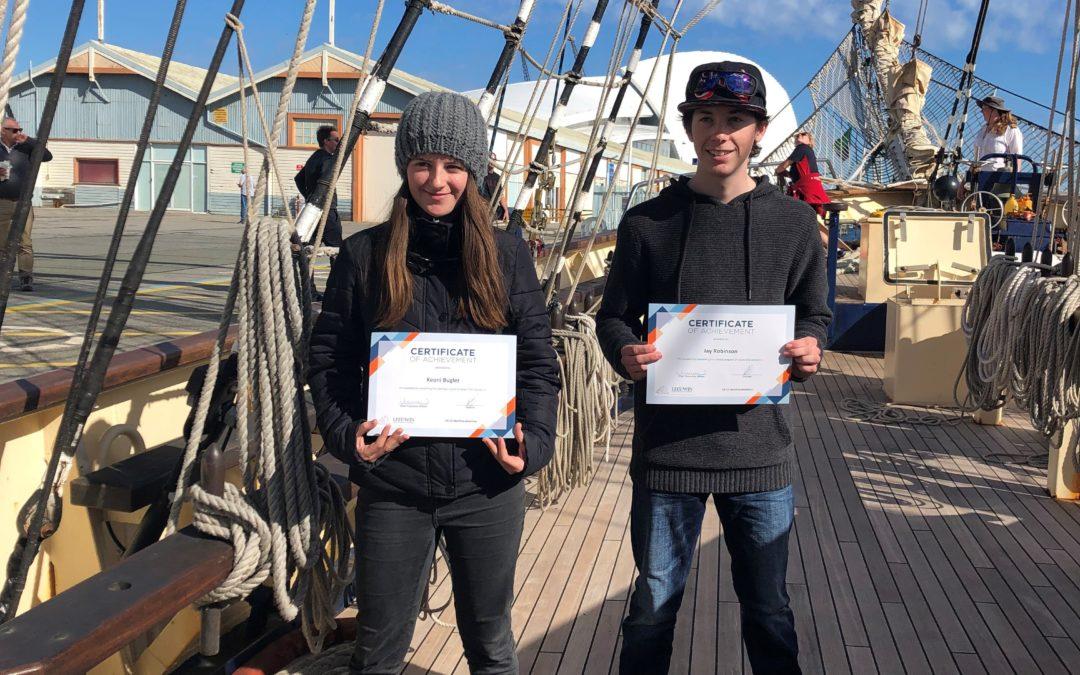 Leeuwin Ocean Adventure Voyage