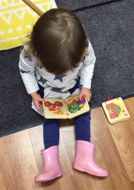 Infant Toddler Program News